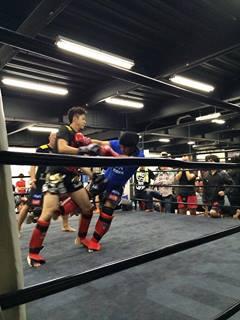 潮凪洋介  キックボクシング